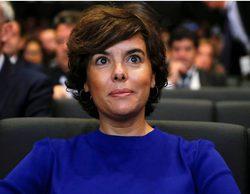 Soraya Sáez de Santamaría podría haber sido clave en la negativa de Javier Monzón de presidir Prisa