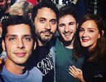 Así ha sido el reencuentro del elenco de 'Aída' por el cumpleaños de David Castillo