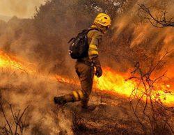 Los rostros televisivos, indignados y desolados en redes tras los incendios en Galicia