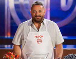 """Pepón Nieto, quinto expulsado de 'MasterChef Celebrity': """"Es duro, pero me lo he pasado muy bien"""""""