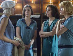 'Las chicas del cable': Un herido Yon González protagoniza las primeras imágenes de la segunda temporada