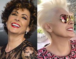 Así es el sorprendente cambio de look de Irma Soriano con el pelo rubio platino