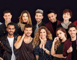 TVE confirma oficialmente a los concursantes de 'OT 2017'