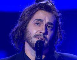 'Tu cara me suena': Miquel Fernández emociona al jurado con su imitación de Salvador Sobral
