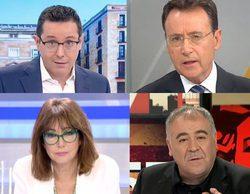 El Gobierno de Rajoy aplica el artículo 155: Así lo han retransmitido las televisiones