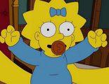 Maggie pronunciará su primera frase en el nuevo especial de Halloween de 'Los Simpson'