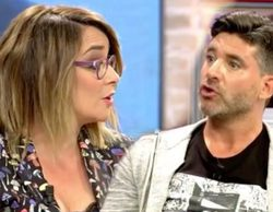 """Toñi Moreno lanza un zasca a Toño Sanchís: """"Soy educada con todo el mundo, hasta contigo, fíjate"""""""