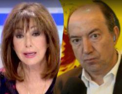 Ana Rosa se enzarza en una pelea con el director de TV3 por supuesta publicidad a favor de la independencia