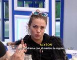 """Alyson Eckmann se siente identificada con Petra ('GH Revolution'): """"Aylén es como una tarta de mierda"""""""