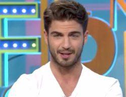"""'Dani&Flo' muestran el """"accidentado"""" inicio de Maxi Iglesias en el mundo televisivo"""