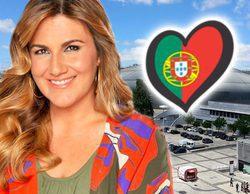 """Carlota Corredera, sobre la posibilidad de presentar Eurovisión: """"La ilusión de mi vida es dar los puntos"""""""
