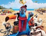 """La película """"Río"""" marca un 2,8% aunque 'Los Simpson' se lleva el liderazgo (5,3%)"""