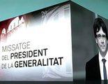 TV3 continúa presentando a Carles Puigdemont como President de la Generalitat