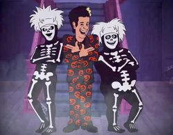 Vuelven Tom Hanks y David S. Pumpkins a 'Saturday Night Live' en un especial animado de Halloween