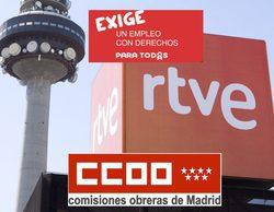 CCOO denuncia la discriminación que sufren las mujeres en RTVE
