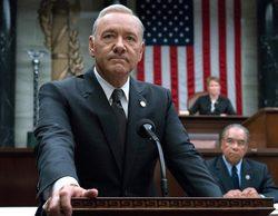 Netflix paraliza indefinidamente las grabaciones de la última temporada de 'House of Cards'