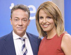 Los 'Telediario' de La 1 se mantienen líderes y las 'Noticias' de Atresmedia crecen