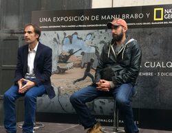 """National Geographic presenta """"Un día cualquiera"""" junto a Manu Brabo, ganador del premio Pulitzer 2013"""