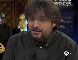 """Jordi Évole tajante en 'El hormiguero': """"Han conseguido cohesionar de nuevo al independentismo"""""""