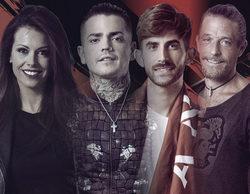 Mina, Carlos, Dani y Maico, nuevos nominados de 'GH Revolution'