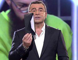 Jorge Javier Vázquez muestra por error el nombre del expulsado de 'GH Revolution' antes de anunciarlo