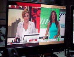 Cristina Pardo y Cristina Saavedra se cuelan en 'La casa de papel' como presentadoras