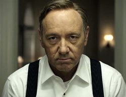 Netflix despide a Kevin Spacey