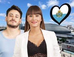 'OT 2017': Los fans inscriben a Aitana y Cepeda para representar a San Marino en Eurovisión 2018