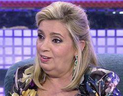 Carmen Borrego no cree que su madre esté recuperada para volver a la televisión, según el PoliDeluxe