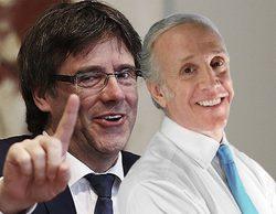 """Eduardo Inda carga contra Puigdemont en 'laSexta Noche': """"No es un cobarde, es un mierda"""""""
