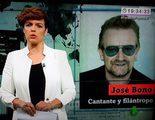 """laSexta confunde a Bono, el cantante de U2, con José Bono al informar de los """"Papeles del Paraíso"""""""