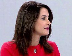 'El programa de AR' cambia de partido político a Inés Arrimadas y la convierte en presidenta del PP