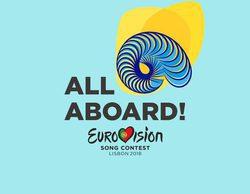 Eurovisión 2018: RTP desvela el logo y el eslogan para el Festival