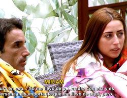 """Miriam ('GH Revolution') sorprende criticando a Laura: """"No me gustan las personas así"""""""
