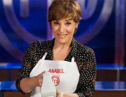 """Anabel Alonso, octava expulsada de 'MasterChef Celebrity': """"Ha superado mis expectativas"""""""