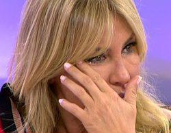 Cristina Tárrega confiesa en 'El programa de AR', entre lágrimas, que fue acosada por una de sus jefas