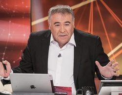 Se desvela el secreto de Antonio García Ferreras en 'Al rojo vivo': Lo que no ves de su mesa