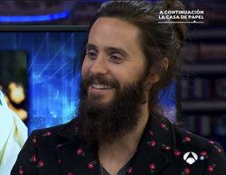 """Jared Leto en 'El hormiguero': """"Actuar está muy bien pero es imposible comparar con la música"""""""