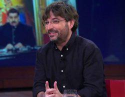 """Jordi Évole explica cómo surgió la entrevista con Nicolás Maduro en 'El intermedio': """"Mi hijo grabó el vídeo"""""""
