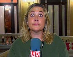 """Ana Rosa Quintana """"riñe"""" a Mayka Navarro por ponerle ojitos al teniente-alcalde de Barcelona"""