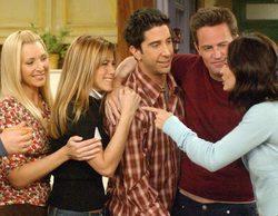 'Friends' (4,8%) y 'Big Bang' (3,5%) triunfan en Neox aunque lidera 'La que se avecina (5,1%) en FDF
