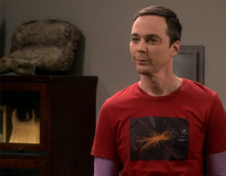 Sheldon flirtea con la geología en el 11x07 de 'The Big Bang Theory'