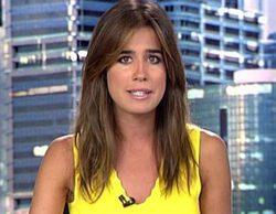 Isabel Jiménez, última víctima del micrófono abierto en 'Informativos Telecinco'