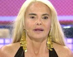 Leticia Sabater muestra en 'Sábado deluxe' cómo ha quedado su ojo tras la operación