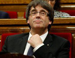 """La música de """"El Exorcista"""" acompaña a las declaraciones de Puigdemont en 'Informe Semanal'"""