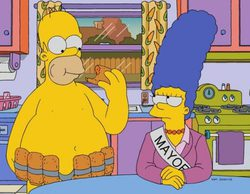 'Los Simpson' y 'Ghosted' mejoran mientras que 'Wisdom of the Crowd' baja