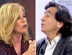 """Arcadi Espada y Esther Palomera protagonizan una gran bronca en 'El programa de AR': """"¡No mientas!"""""""