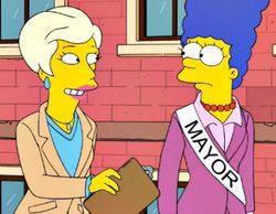 'Los Simpson' comparan a la asesora de Trump con Goebbels, ministro de propaganda nazi