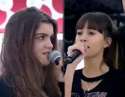 """'OT 2017': Alfred y Cepeda, """"bailarines"""" en el ensayo de Amaia y Aitana para la gala 4"""