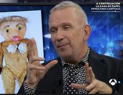 """Jean Paul Gaultier en 'El hormiguero': """"Está bien que un niño quiera una muñeca"""""""
